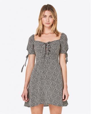 Fuchsia Delight Midi Dress